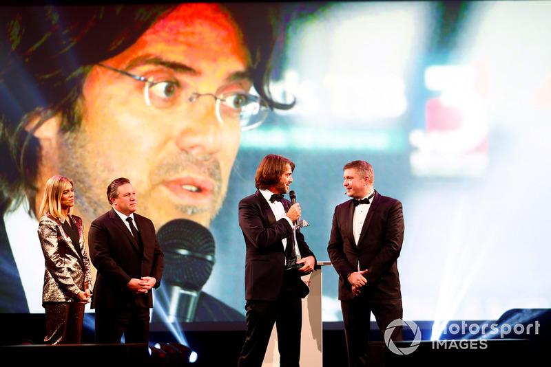 Premio Gregor Grant: Stephane Ratel