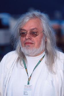 Jean Pierre Van Rossem, propietario de Moneytron y patrocinador de Onyx