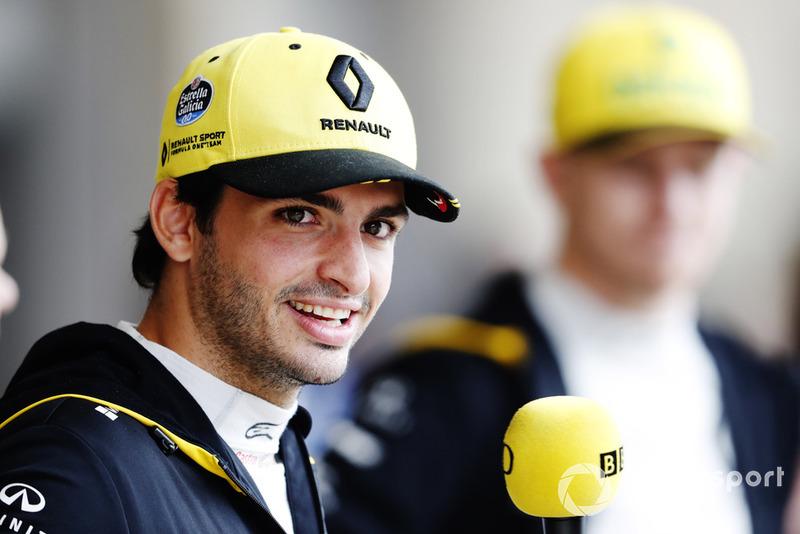 12 місце — Карлос Сайнс, Renault — 45