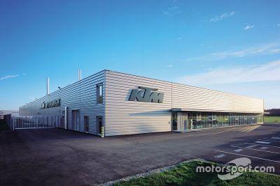 KTM factory