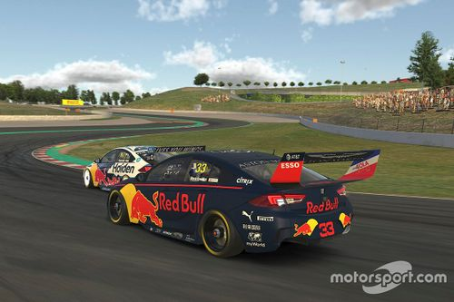 Supercars Eseries: Round 2