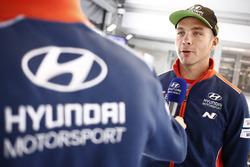 Хейден Паддон, Hyundai Motorsport