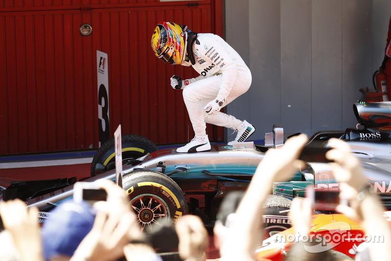فورمولا 1 أجمل الصور من سباق إسبانيا