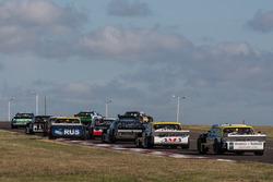 Mauricio Lambiris, Martinez Competicion Ford, Omar Martinez, Martinez Competicion Ford