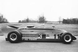 Présentation de la Lotus 86