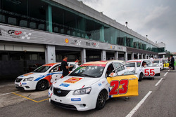 Car for Super Geely driver training