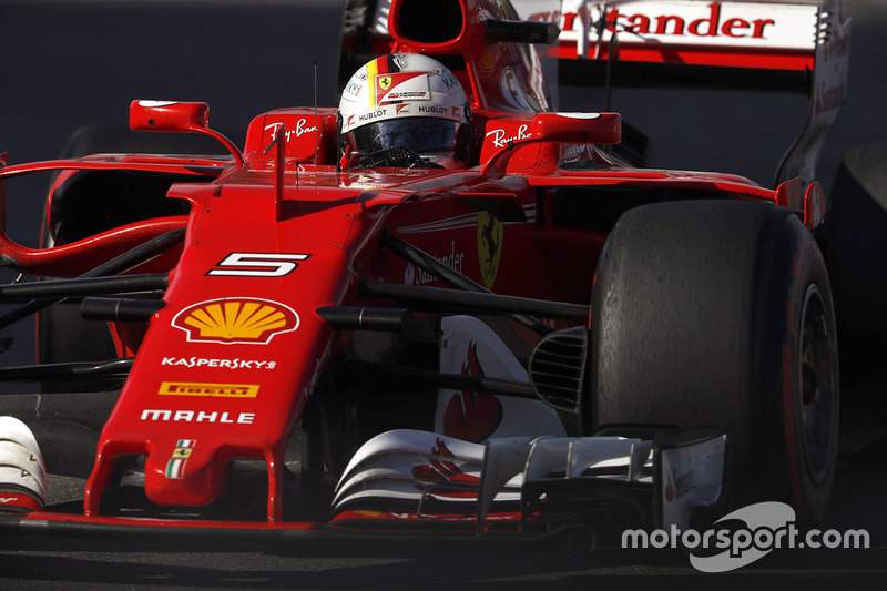 2. Себастьян Феттель, Ferrari