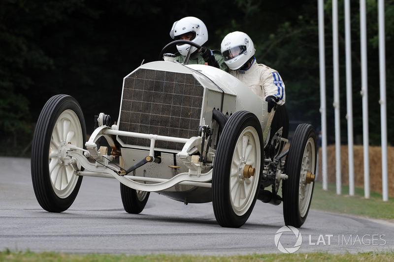 Mercedes 1908 GP