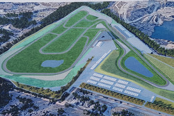 Queensland Raceway proposed extension