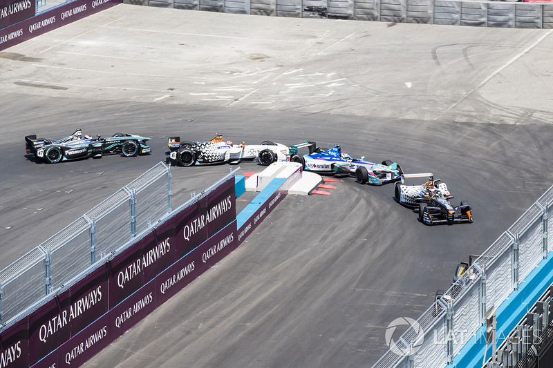 Jérôme d'Ambrosio, Dragon Racing, Antonio Felix da Costa, Amlin Andretti Formula E Team, Loic Duval,