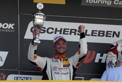 Podium: 2. Pascal Eberle, Steibel Motorsport, Seat Leon TCR
