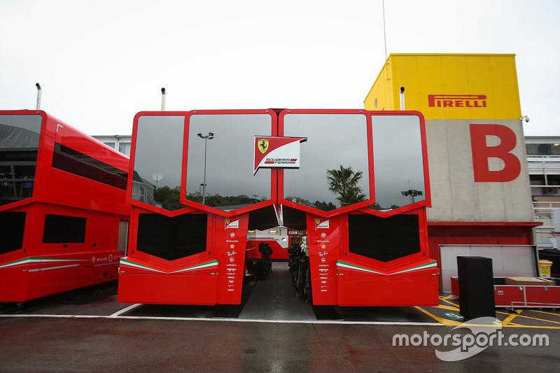 Грузовики Ferrari