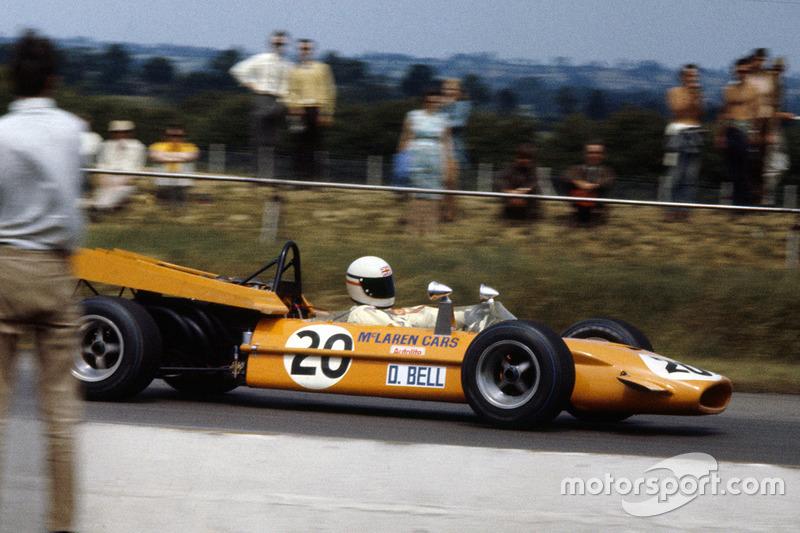 Derek Bell, McLaren M9A-Ford (1969)