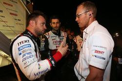 Nicolas Lapierre, Toyota Gazoo Racing, après son abandon