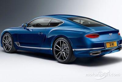 Präsentation: Bentley Continental GT