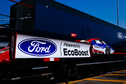 Ford Chip Ganassi Racing trailer