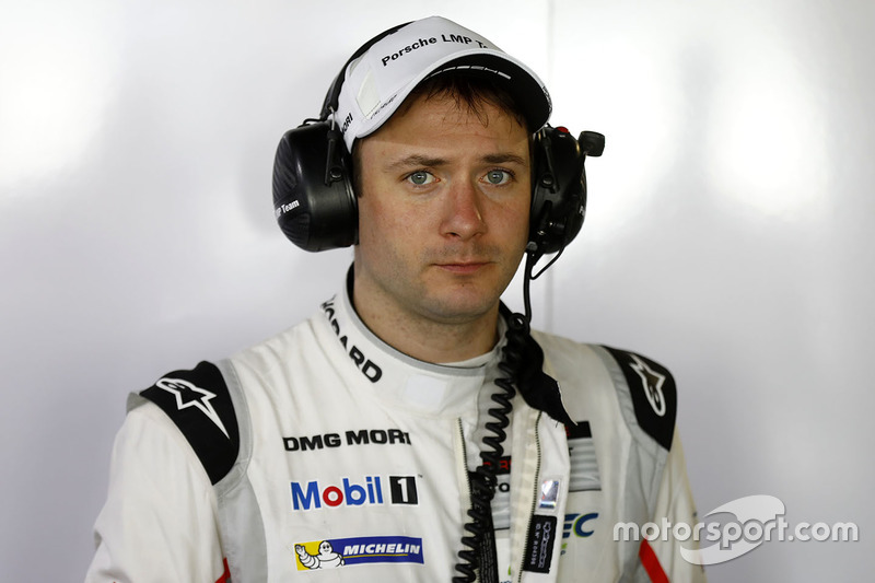 Nick Tandy, Porsche Team