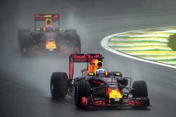 Даніель Ріккардо, Red Bull Racing RB12, Макс Ферстаппен, Red Bull Racing RB12