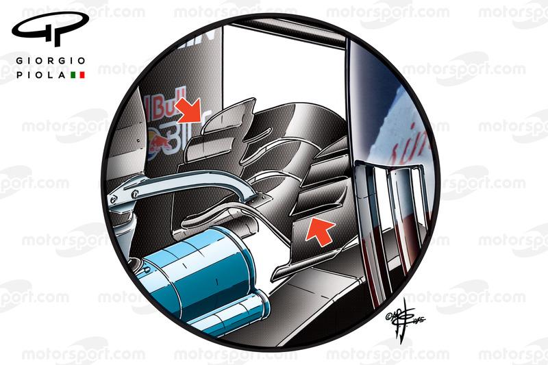 Toro Rosso STR11, Monkey-Seat