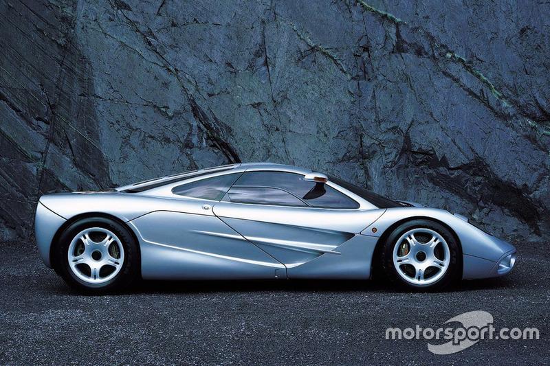McLaren F1 Clinic Model