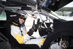 Opel Astra TCR mit Stefan Ziegler, Redakteur Motorsport.com