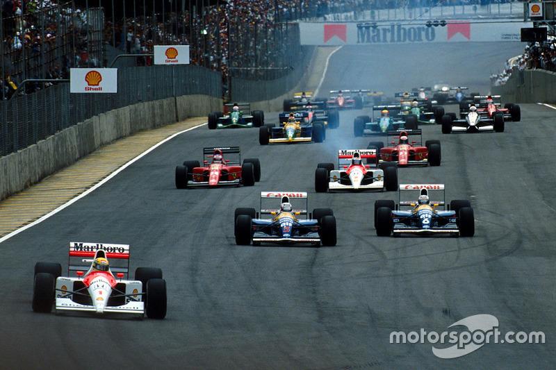 5 – GP do Brasil de 1991