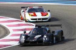#21 Kox Racing, Ligier JSP3 - Nissan: Nicolas Pronk, Peter Kox