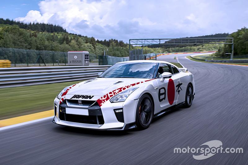 Японія: Nissan GT-R