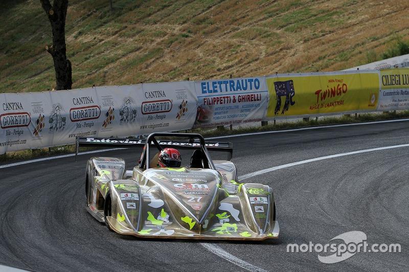 Michele Fattorini, Osella Pa 2000, Speed Motor