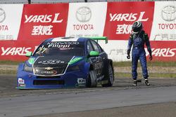 John Filippi, Chevrolet RML Cruze TC1, Campos Racing
