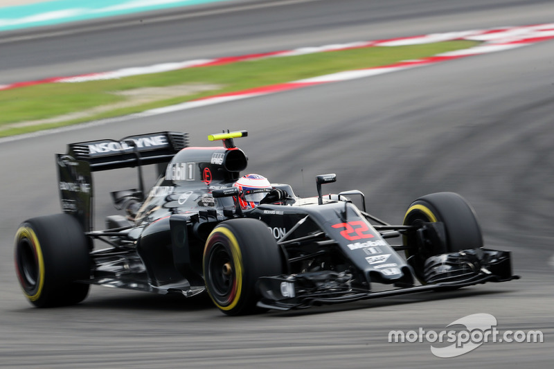 9. Jenson Button, McLaren, MP4-31