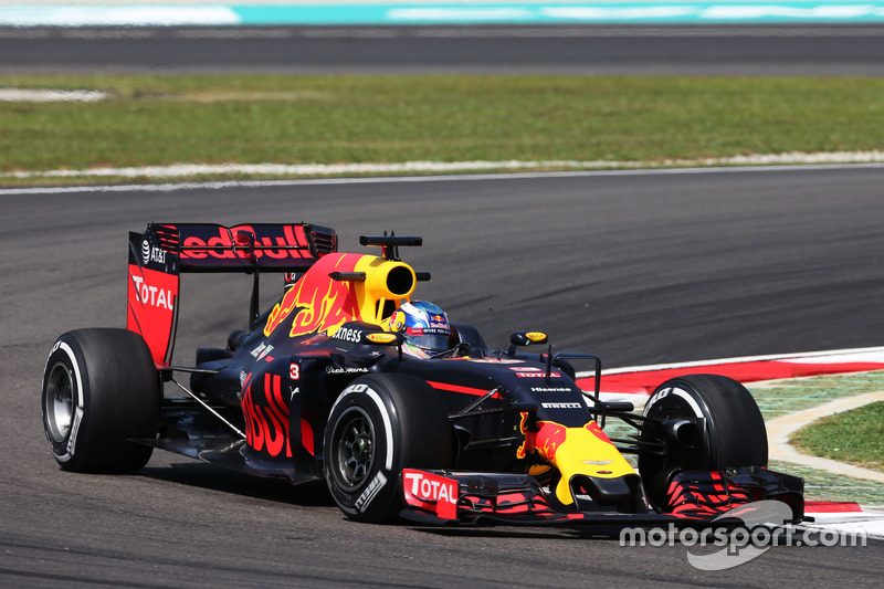 Malaysia, Sepang: Daniel Ricciardo (Red Bull)