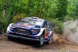 Sébastien Ogier, Julien Ingrassia, M-Sport Ford Fiesta WRC
