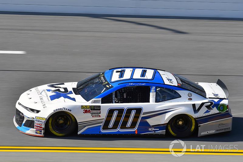 27. Jeffrey Earnhardt, No. 00 StarCom Racing Chevrolet Camaro