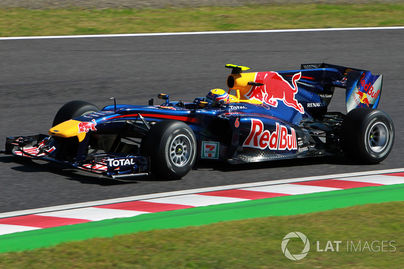 2010: Red-Bull-Renault RB6