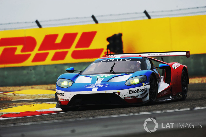 1. GTE-Pro: #67 Ford Chip Ganassi Team UK, Ford GT