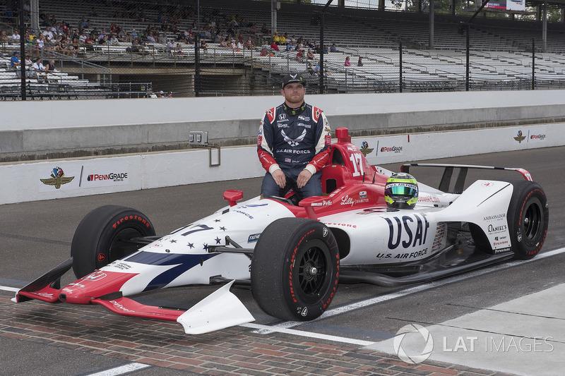 33. Conor Daly, Dale Coyne Racing dba Thom Burns Racing, Honda