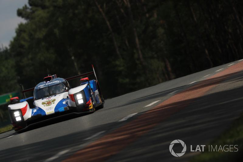 25: #35 SMP Racing Dallara P217 Gibson: Viktor Shaytar, Harrison Newey, Norman Nato, 3'28.629