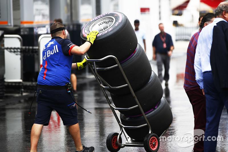 Un ingeniero de Toro Rosso