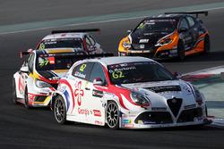 Душан Борковіч, GE-Force, Alfa Romeo Giulietta TCR