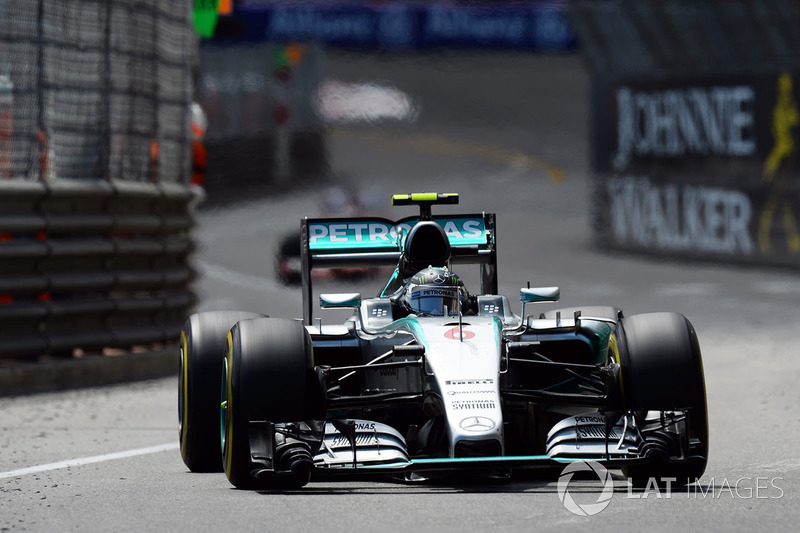 2015: Нико Робсерг, Mercedes F1 W06 Hybrid