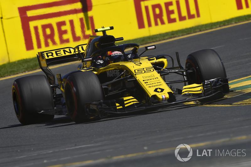 9. Carlos Sainz Jr., Renault Sport F1 Team RS18