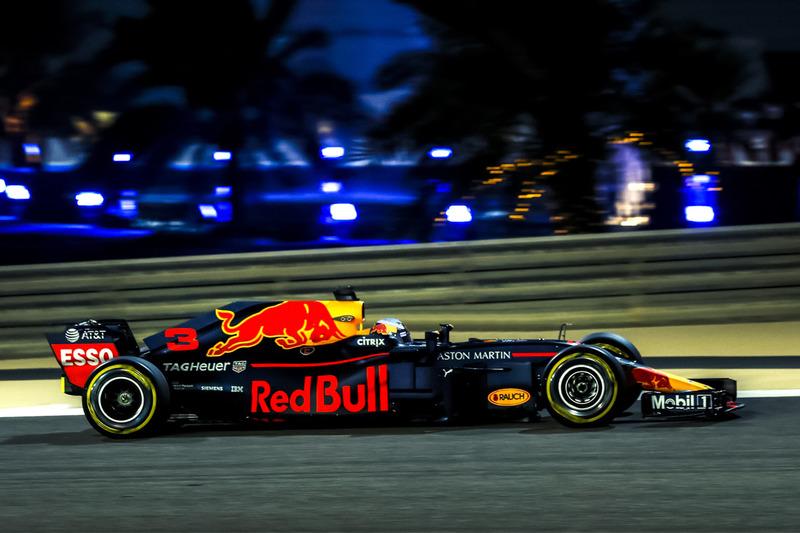 El Red Bull RB14 imaginado sin el Halo