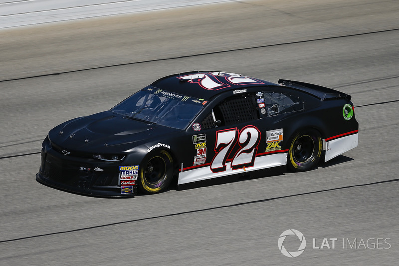 Corey LaJoie, TriStar Motorsports, Chevrolet Camaro TriStar Motorsports