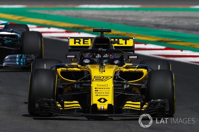 16: Nico Hulkenberg, Renault Sport F1 Team R.S. 18, 1'18.923