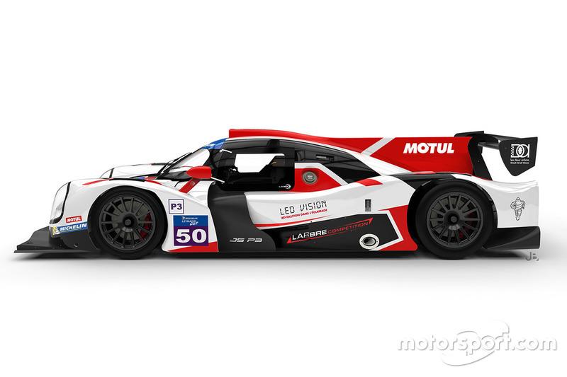 Larbre Ligier aankondiging