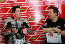 Алейш Еспаргаро, Aprilia Racing Team Gresini
