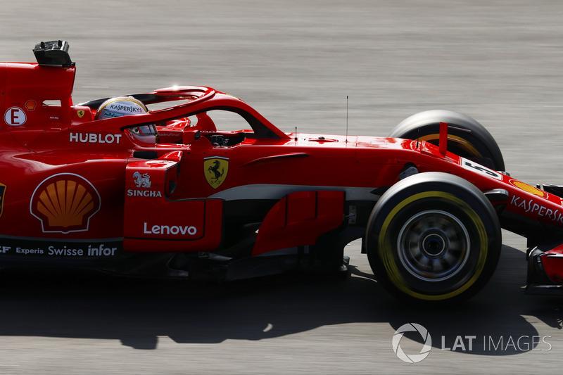 Ferrari SF17H