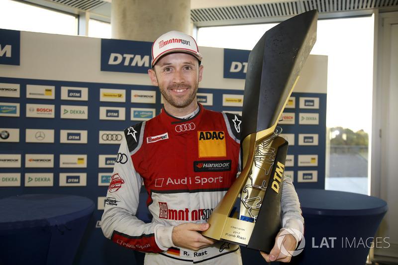 DTM: René Rast (Deutschland)