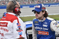 Jeremy Bullins, Ryan Blaney, Wood Brothers Racing Ford